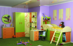 Мебель для детской, кроватки, шкафы, комоды