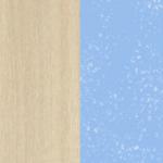 Дуб Белфорт/ Голубой металлик